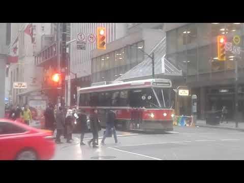 Toronto King Street Pilot #1