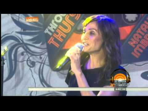 Natalie Imbruglia   Torn LIVE on the Today Show 07 30 2015