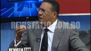 Tomas Castro dice que DICAN y DNCD no sirven para nada