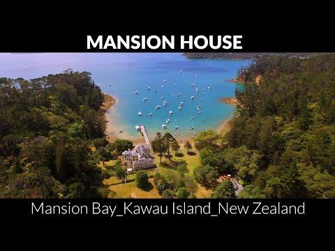 Mansion House - Kawau Island - New Zealand
