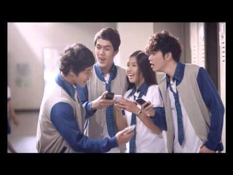 Iklan Samsung Galaxy Chat