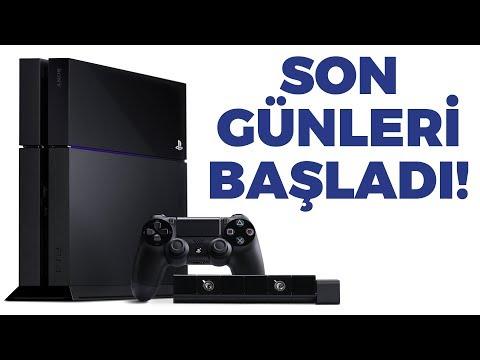 PLAYSTATION 4 SON DÖNEMİNE GİRDİ | Gündem