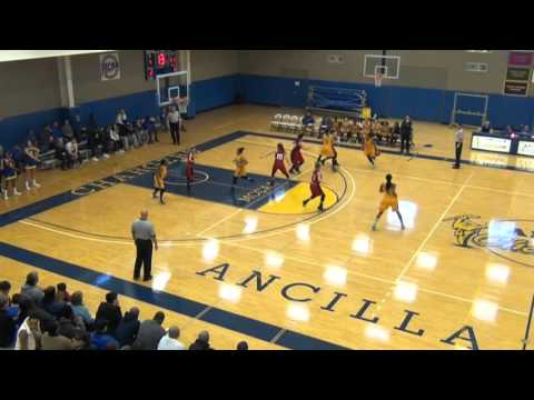 Ancilla college Vs. Lake Michigan College Pt 2