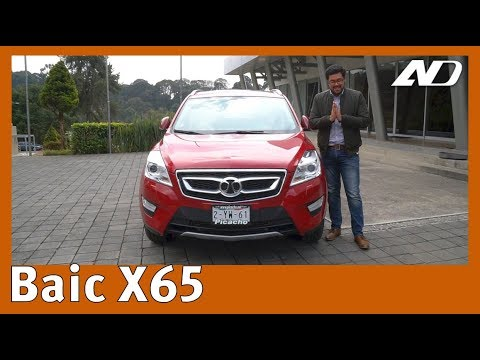 Baic X65 - ¿Las segundas partes pueden ser buenas?