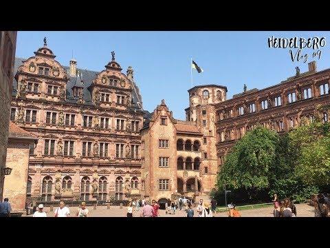 Germany! Vlog #9: Heidelberg