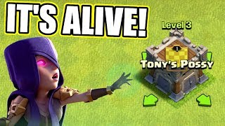 A NEW CLAN IS BORN FOR YOU TO JOIN!! 🔥 Clash Of Clans 🔥 HOW CAN YOU JOIN!?