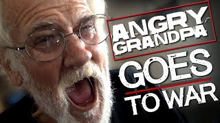 ANGRY GRANDPA - THE BATTLE FOR TRAILWOOD!