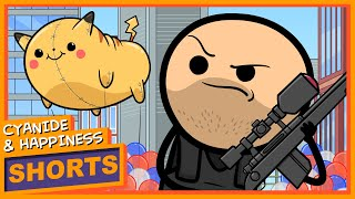 The Sniper - Cyanide & Happiness Shorts