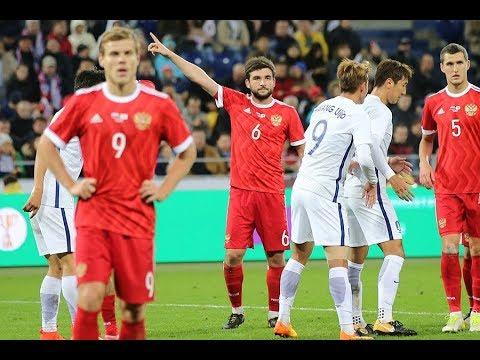 Россия - Корея 4:2 видео