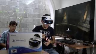 Tinhte.vn | Trên tay kính thực tế ảo PlayStation VR