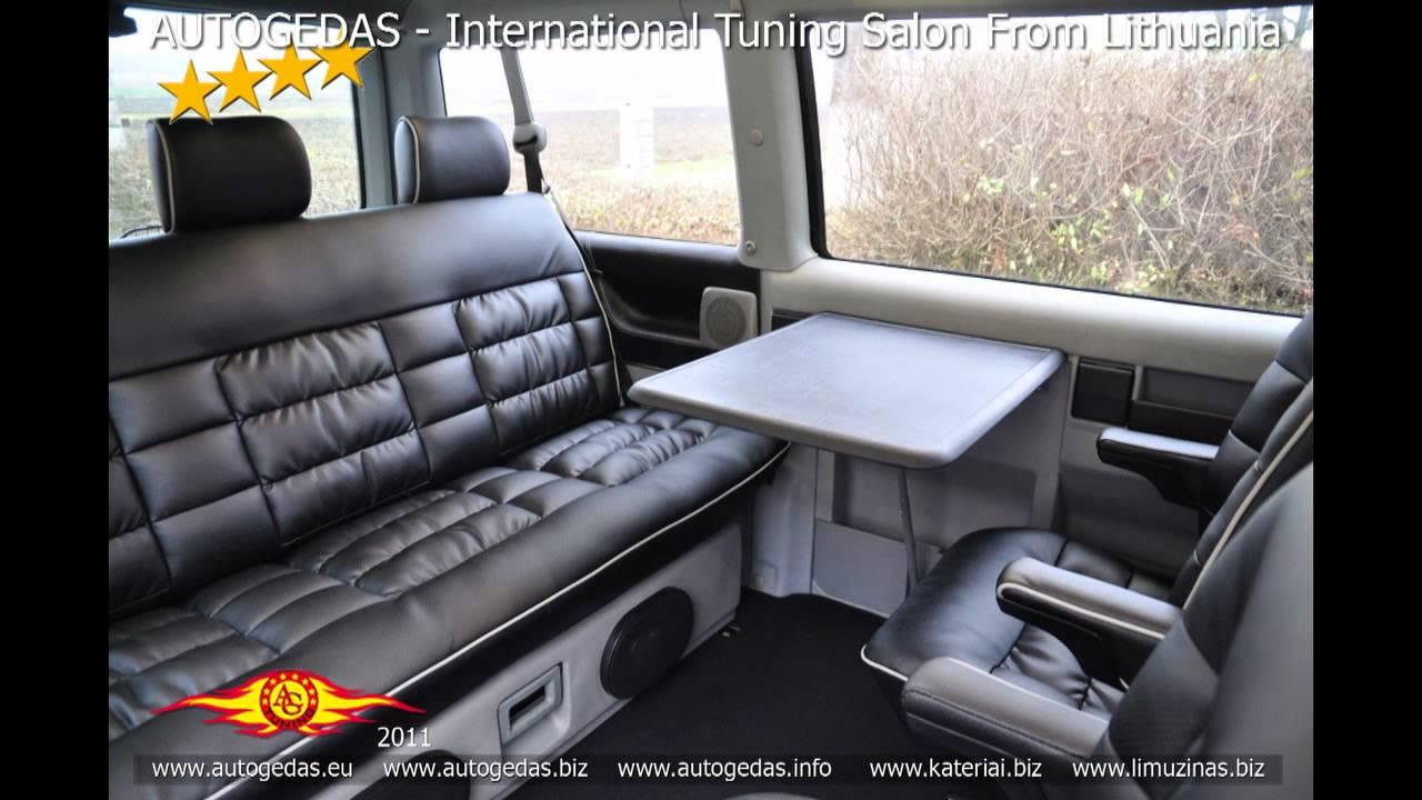 Volkswagen Transporter T4 Avi Youtube