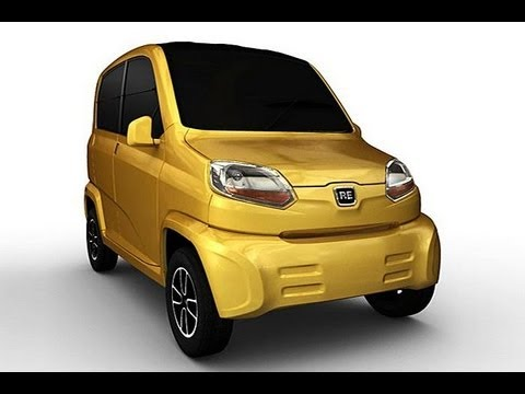 Bajaj Auto Launches Ultralowcost Car RE Mileage Is Kmpl - Cool cars for 60000