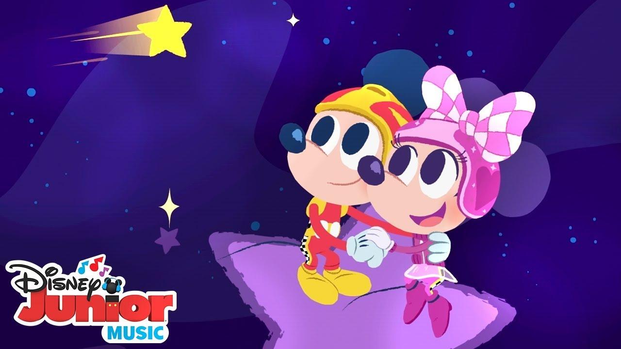 Twinkle Twinkle Little Star 🌟 🎼 Disney Junior Music