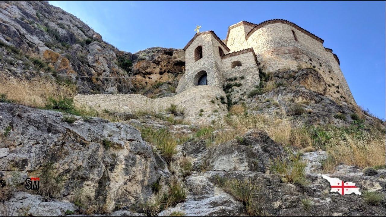 #22. წმინდა ელიას მონასტერი (დედოფლისწყარო) – Saint Ellia's Monastery (Dedoplistskaro)