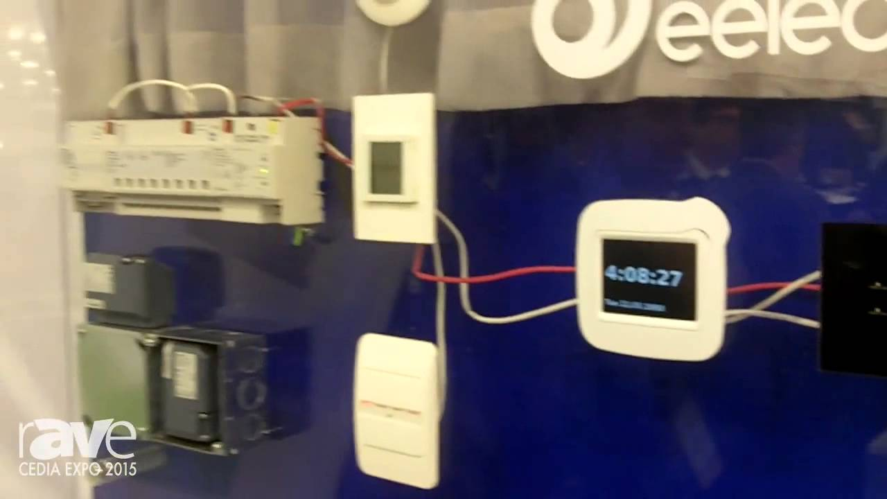 Cedia 2017 Knx Talks About Protocols For Shades And Lighting Control