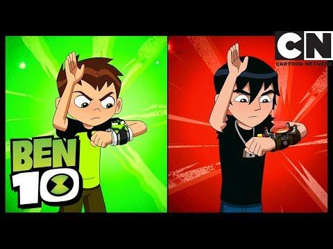 Бен 10 на русском | Карусель, часть первая | Cartoon Network