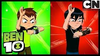 Бен 10 на русском   Карусель, часть первая   Cartoon Network