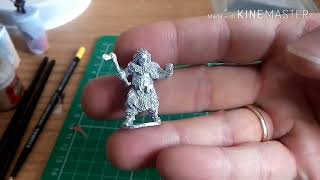 Warlord games,savage core Neanderthals II review