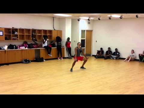 Let It Burn | Choreography By Matthew A. Wright