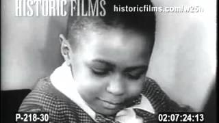6 Year Old Boogie Woogie Piano King - SUGAR CHILE ROBINSON