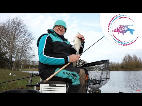Dean Barlow: Feeder Fishing For Winter Silvers