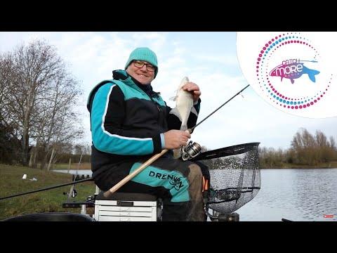 Dean Barlow: Feeder Fishing For Winter Silvers