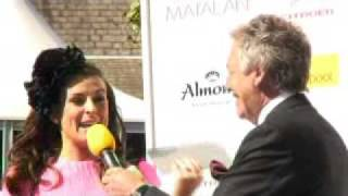 Aintree Grand National: Colleen Rooney chooses this year...