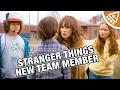 Stranger Things Season 2's New Team Member Revealed! (Nerdist News w/ Jessica Chobot)