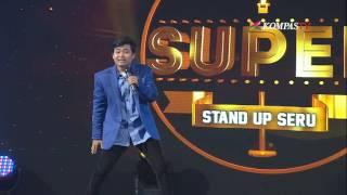 Arief: Suara Ciptaan Tuhan (SUPER Stand Up Seru Eps 232)