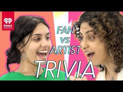 Alessia Cara Challenges Super Fan In Trivia Battle   Fan Vs. Artist Trivia