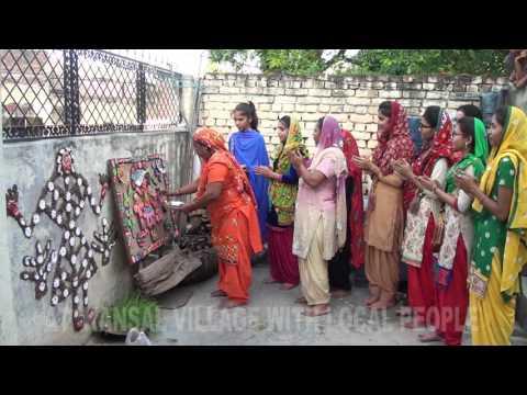 """Sanjhi"" - Online Project For National Kala Utsav 2016 (Visual Art), Chandigarh"