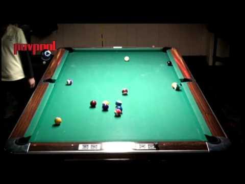 Pt 2 - $20,000 One Pocket Challenge - Frost vs Pagulayan / Feb 2013