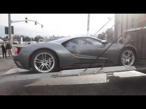 Ford GT | Delivered to Capitol Ford, San Jose CA | DGDGTV