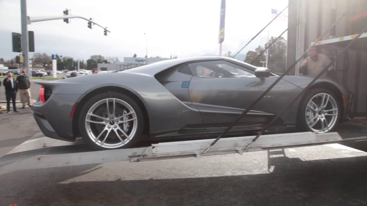 Capitol Ford San Jose >> 2019 Ford Gt Delivered To Capitol Ford San Jose Ca Dgdgtv