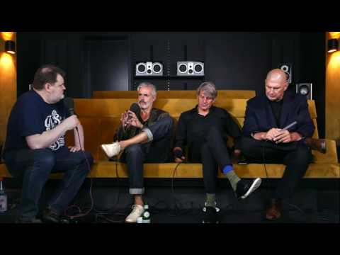 Triggerfinger talk to 60minuten.net about their new album Colossus