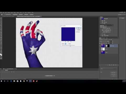How To Wrap A Texture Or Pattern Around An Object In