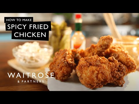 Soul Food | Spicy Fried Chicken | Waitrose