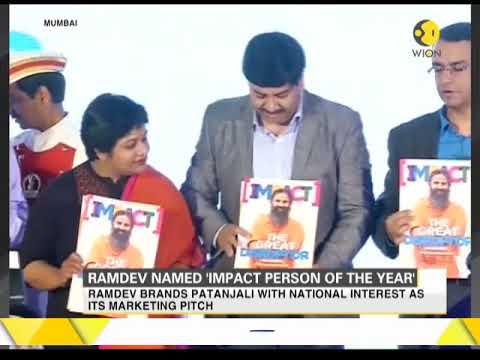 Download Youtube: Ramdev named 'impact person of the year'