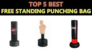 Best Free Standing Punching Bag 2018