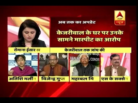 Samvidhan ki Shapath: CM Kejriwal in trouble after Delhi Police team descends on his resid