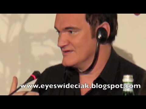 Quentin Tarantino on film critic