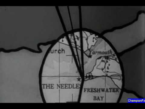 RAF Low Flying Navigation PART 1/2 rare archival footage