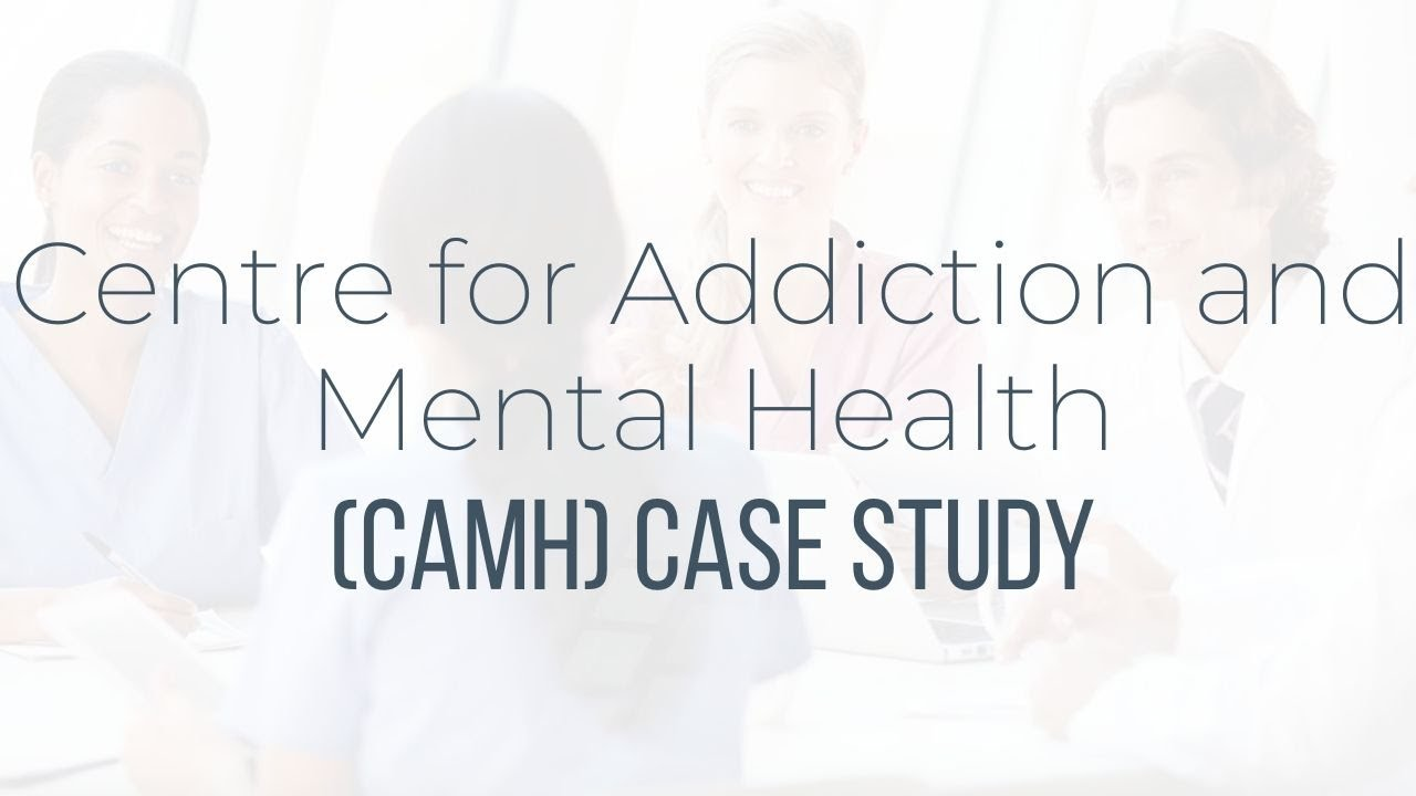 STOP - CAMH - Nicotine Dependence Clinic