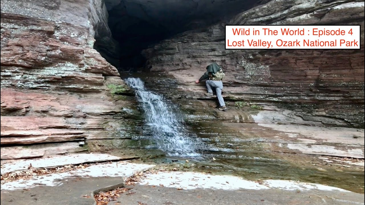 Wild in the World : Lost Valley - Ozark National Park