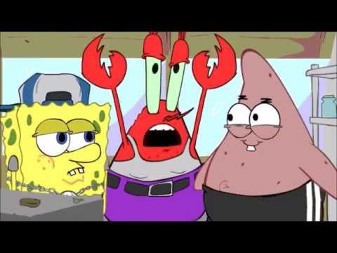 Spongebob in the hood (Ghetto Spongebob)