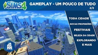 Baixar The Sims 4 - Vida na Cidade - Um Pouco de Tudo - Gameplay - 2/2