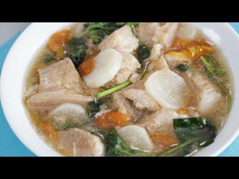 Sinigang Na Baboy Sa Miso Recipe | Yummy PH