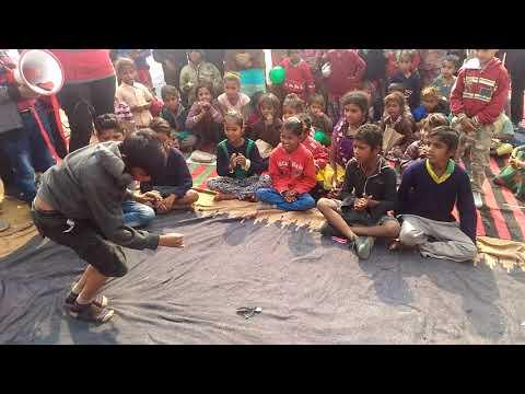 Talent ou Human Life  Slum School's student