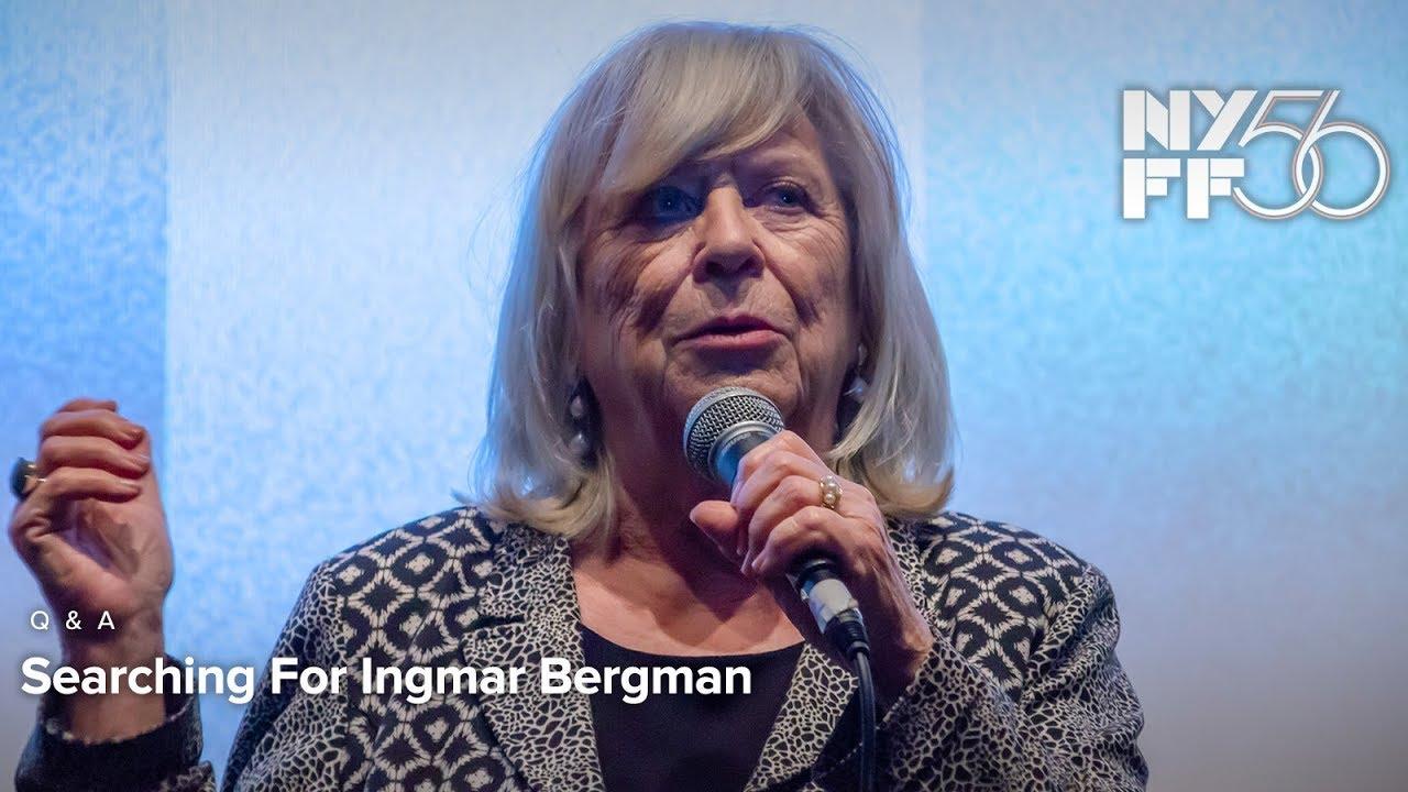 'Searching for Ingmar Bergman' Q&A | Margarethe von Trotta | NYFF56