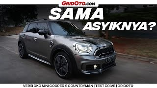 Versi CKD MINI Cooper S Countryman | Test Drive | GridOto